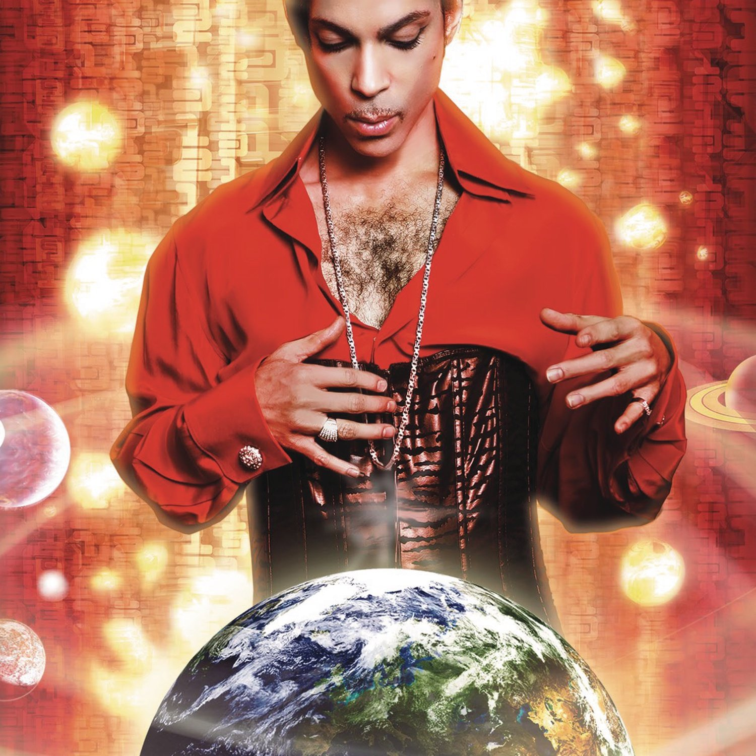 Prince, Planet Earth