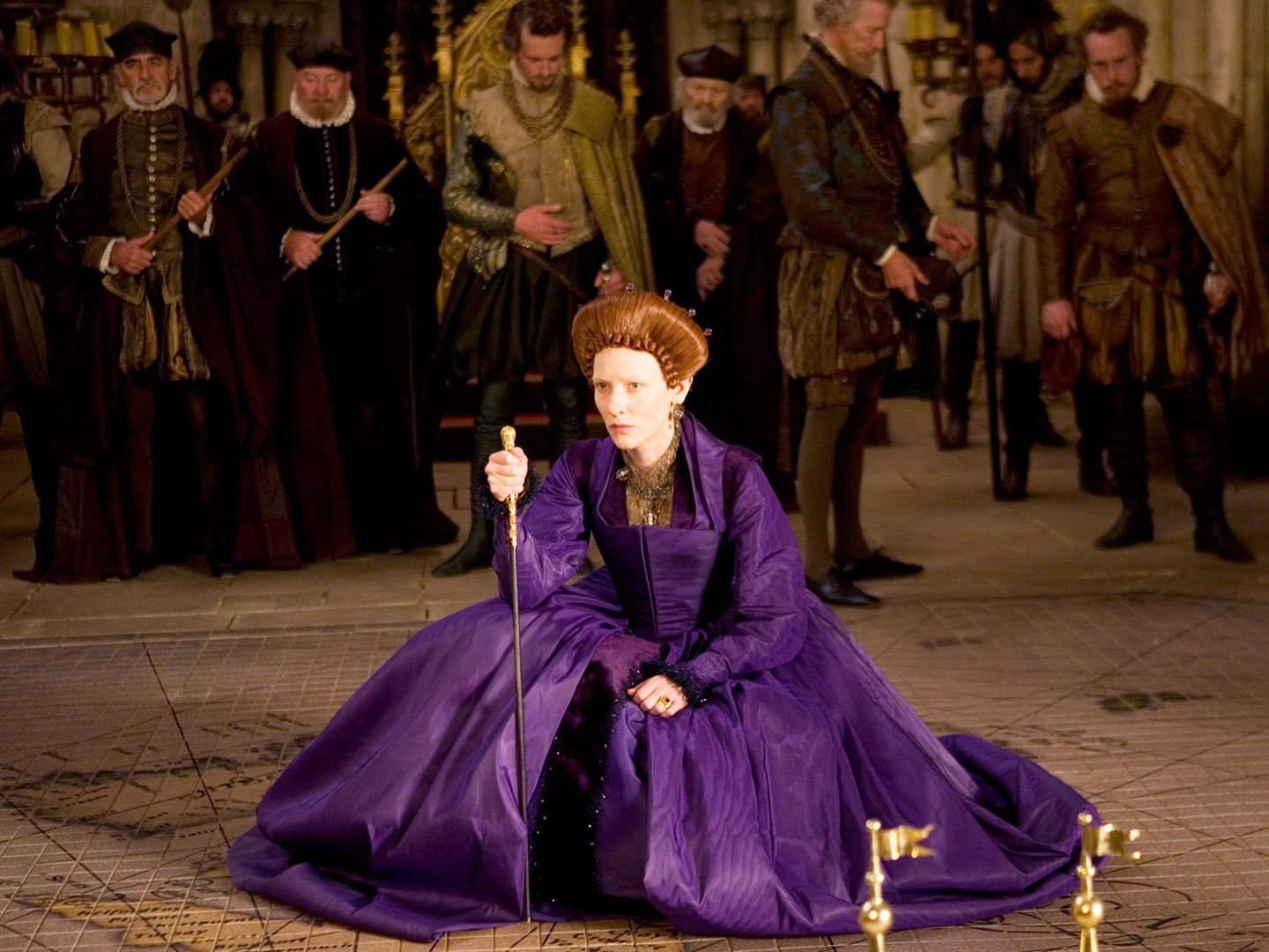On the Circuit: Elizabeth: The Golden Age