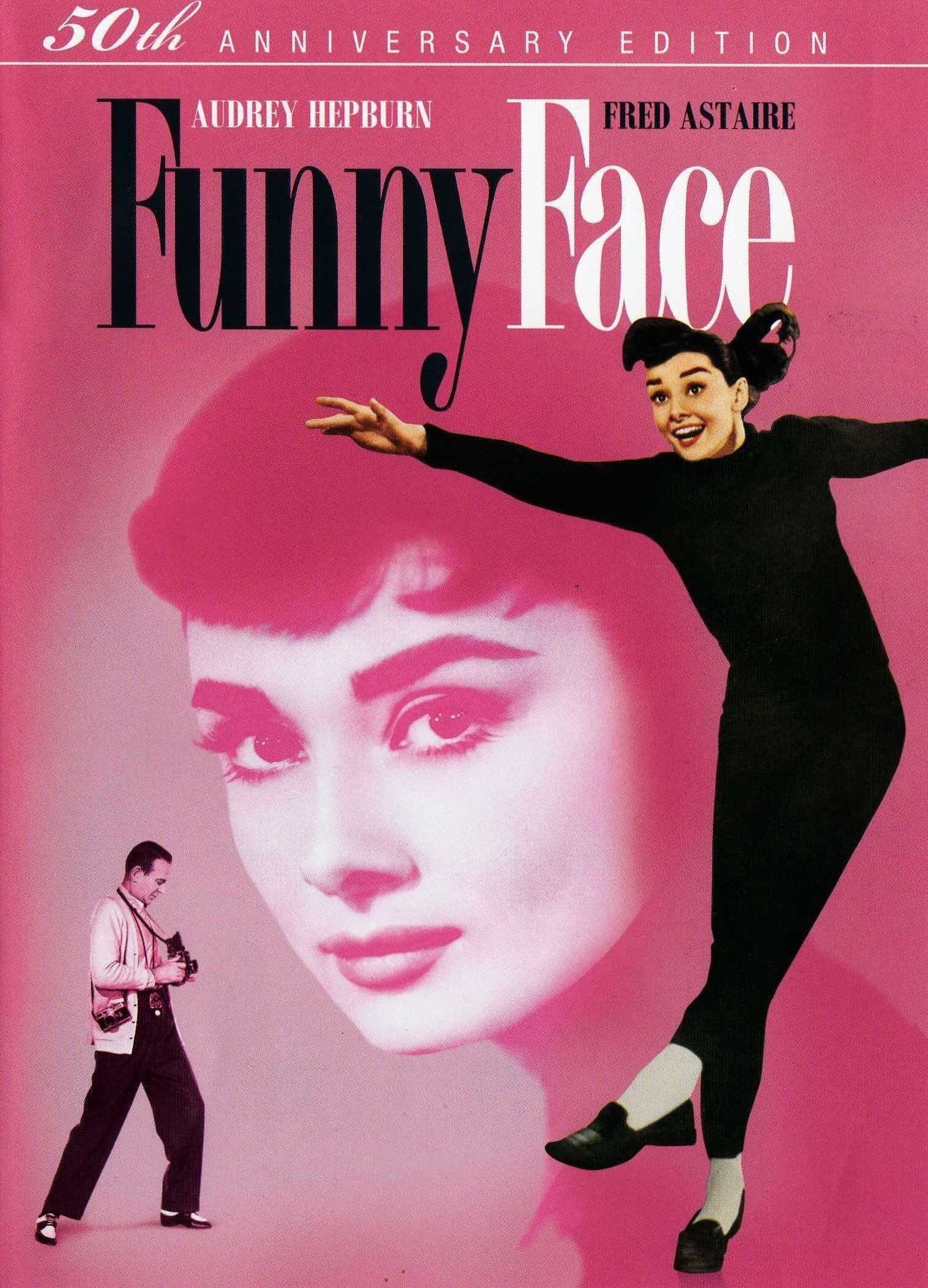 Dvd Review Stanley Donen S Funny Face On Paramount Home Entertainment Slant Magazine
