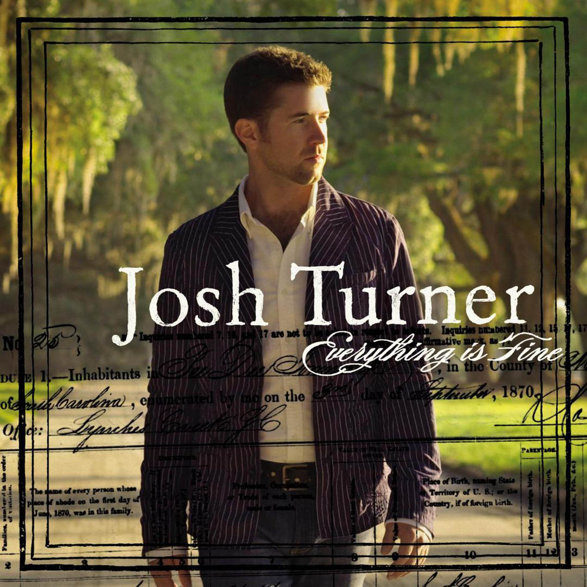 Josh Turner, Everything Is Fine