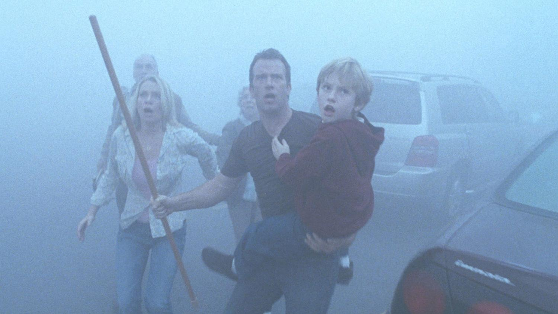 Deadpan Despair: The Mist