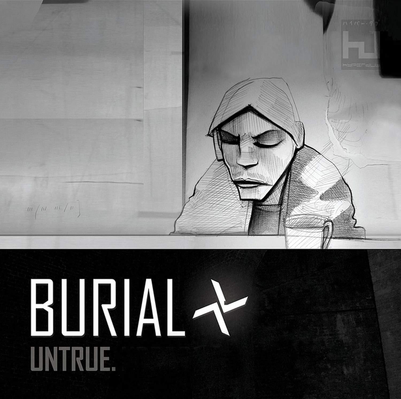 Burial, Untrue