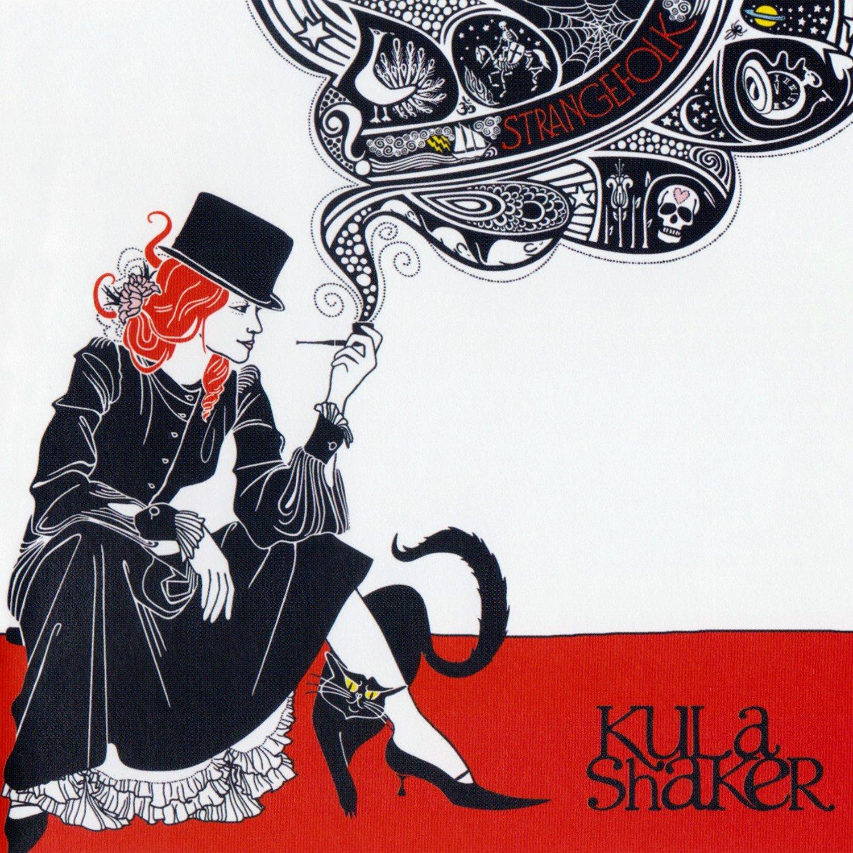Kula Shaker, Strange Folk