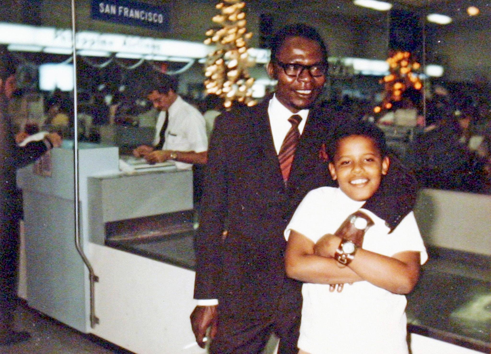 Barack Obama: A Story of Race & Politics