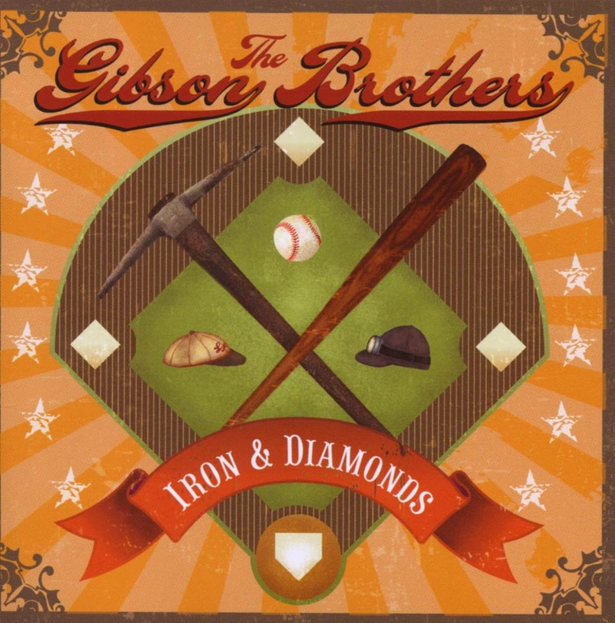 The Gibson Brothers, Iron & Diamonds