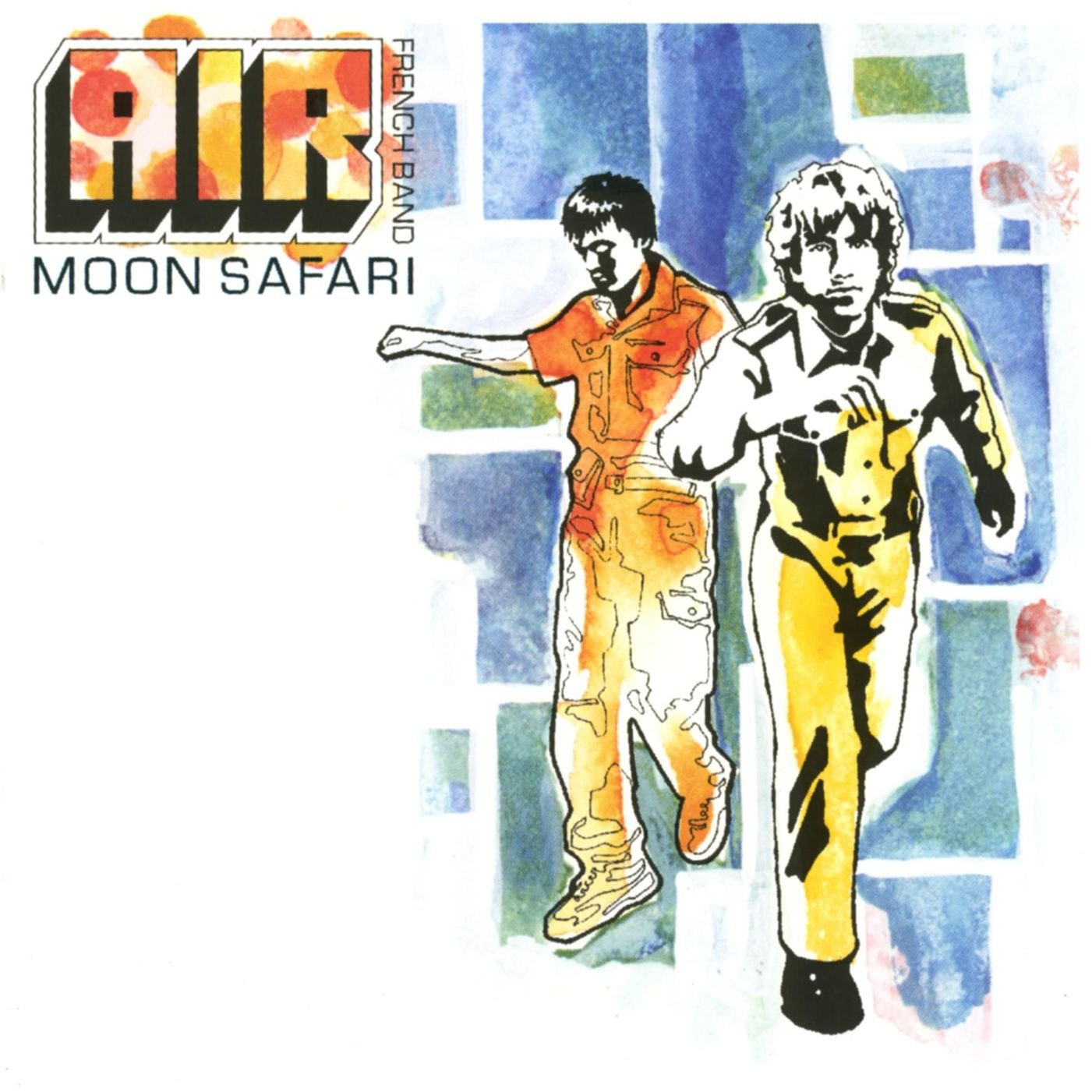 Air, Moon Safari