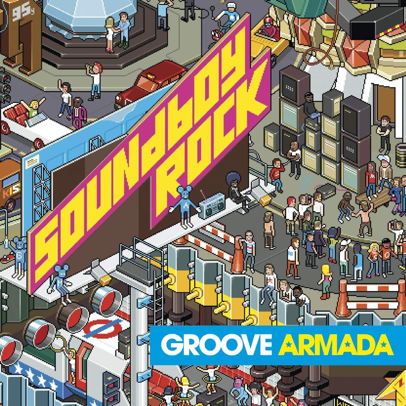 Groove Armada, Soundboy Rock