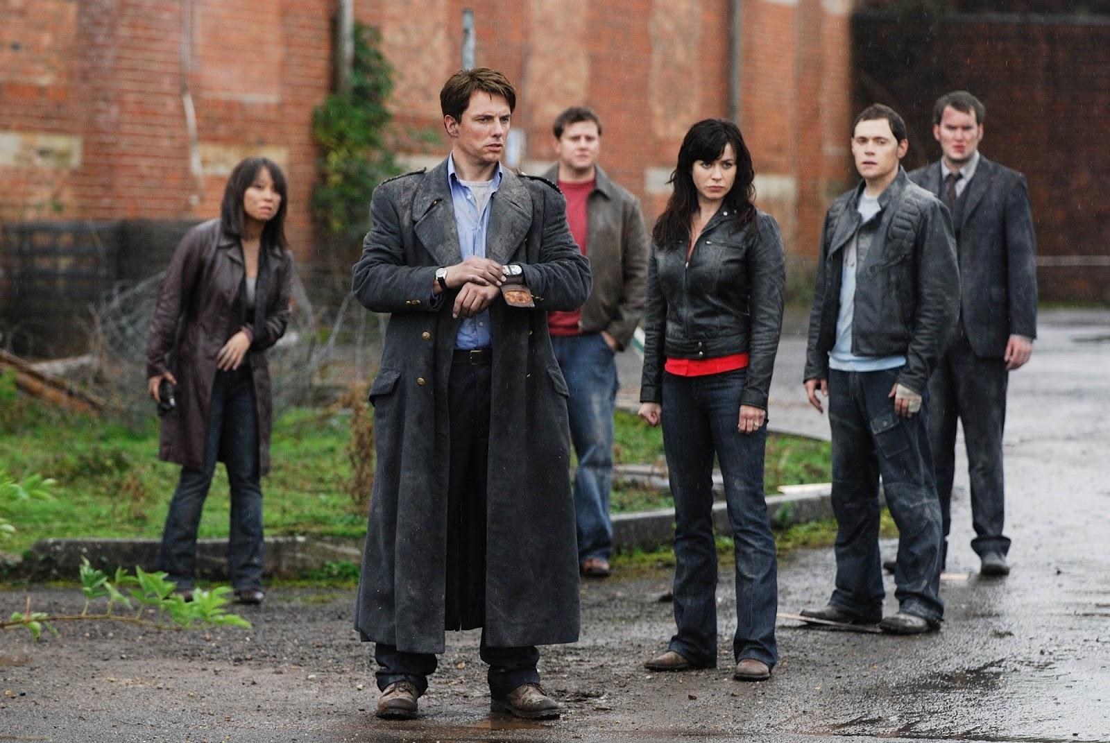 "Torchwood Recap: Season 2, Episode 12: ""Fragments"""
