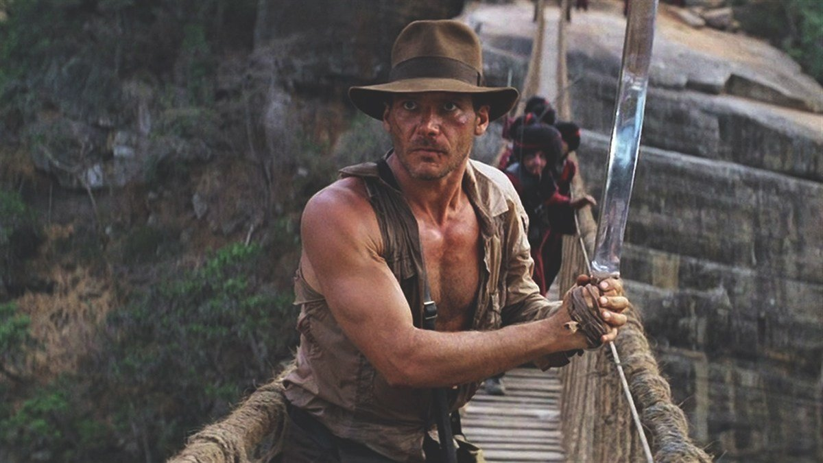 Smitten with a Whip: Three Appreciations of Indiana Jones