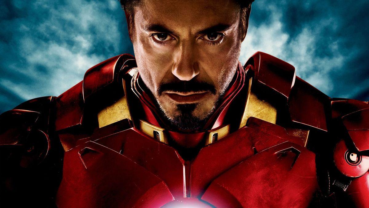 Iron Man Love for Robert Downey Jr.