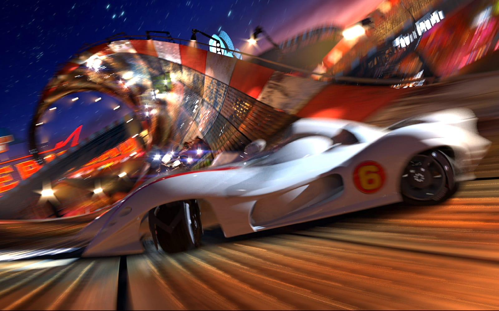 Movie Geeks United!: Talking Sarasota, Tribeca, Speed Racer, & the State of the Art