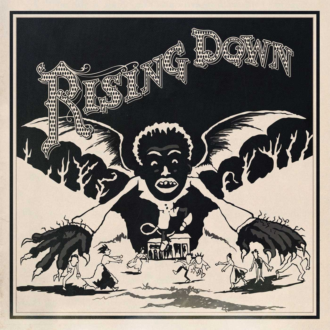 The Roots, Rising Down