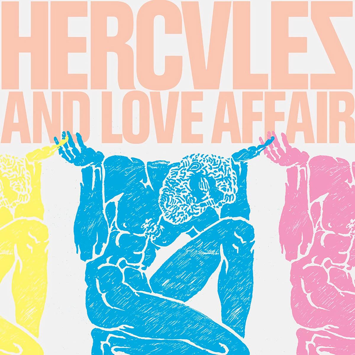 Hercules and Love Affair, Hercules and Love Affair