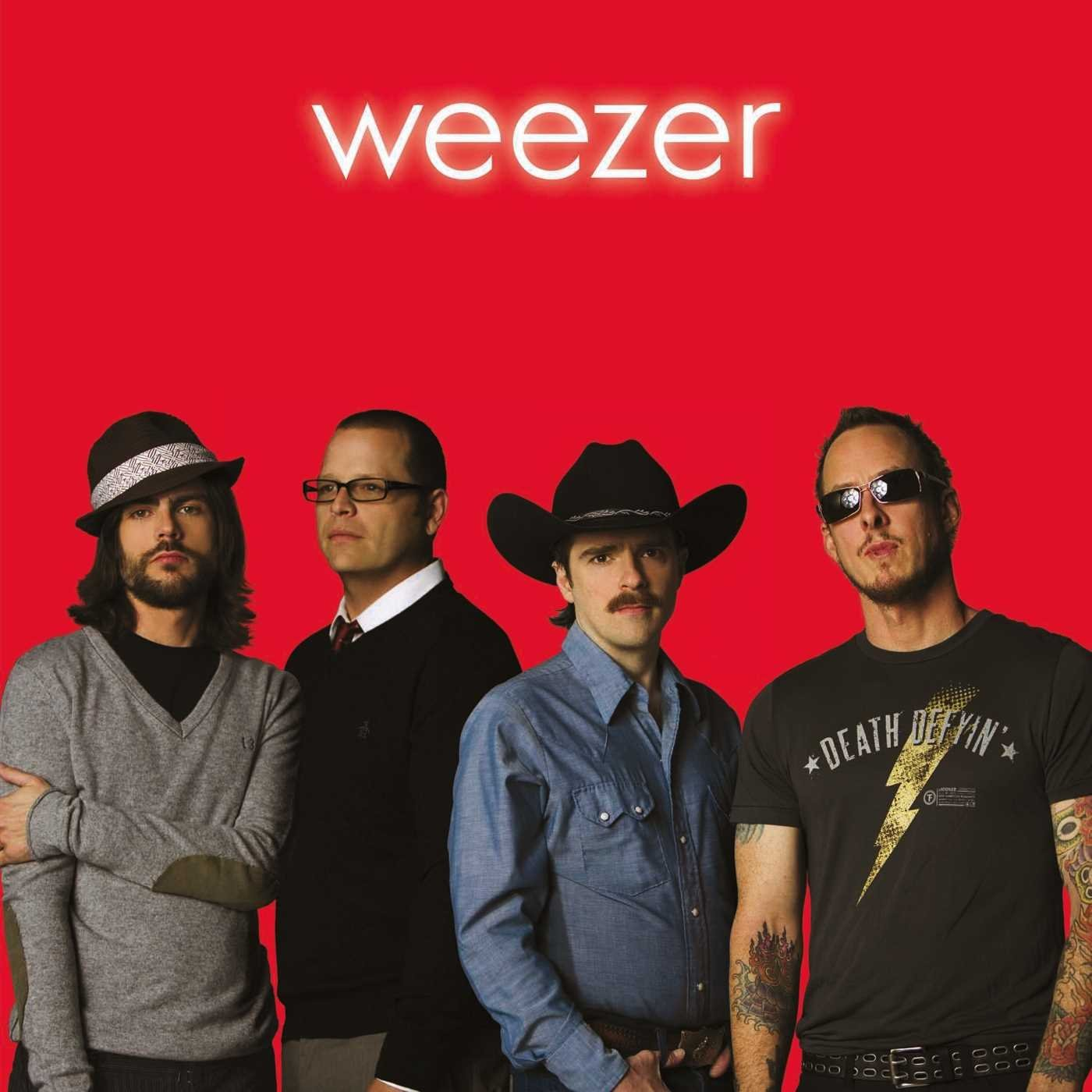 Weezer, Weezer (The Red Album)