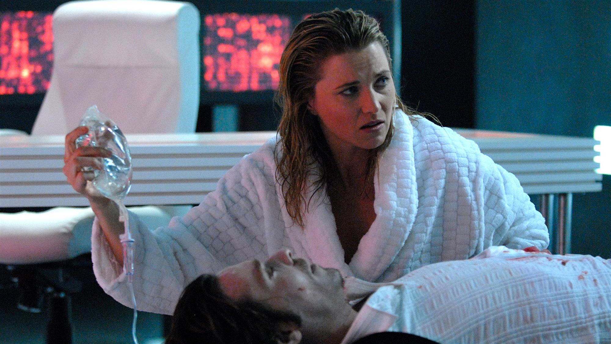 Battlestar Galactica Recap: Season 4, Episode 9, The Hub