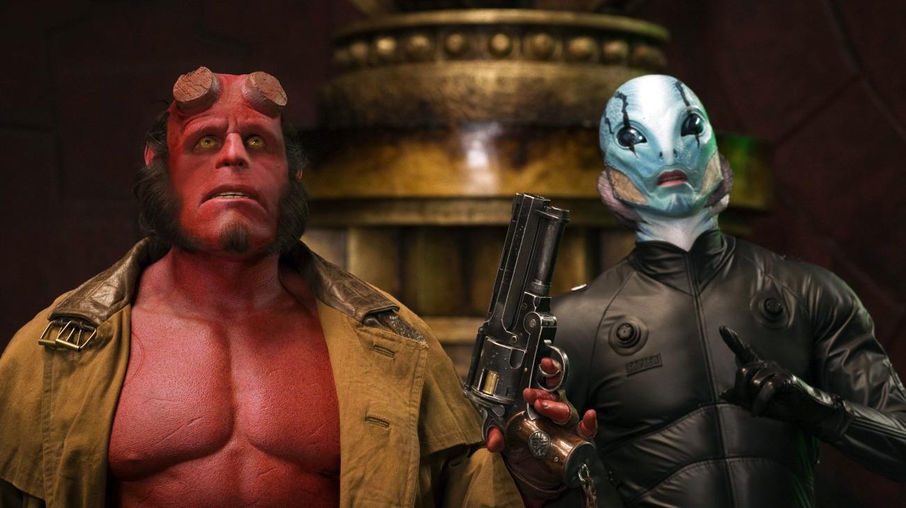 Hellboy II: The Golden Army, Take 1