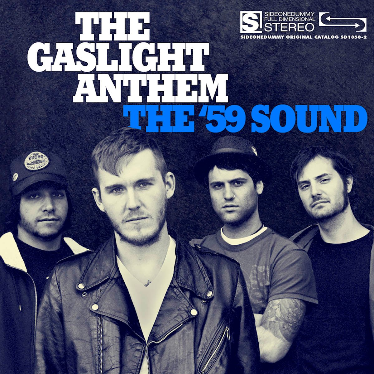 The Gaslight Anthem, The '59 Sound