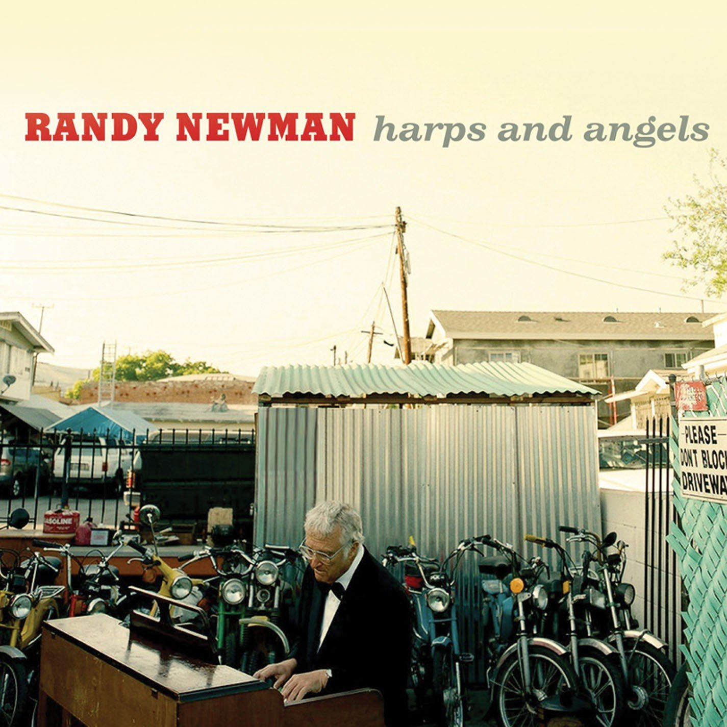 Randy Newman, Harps and Angels