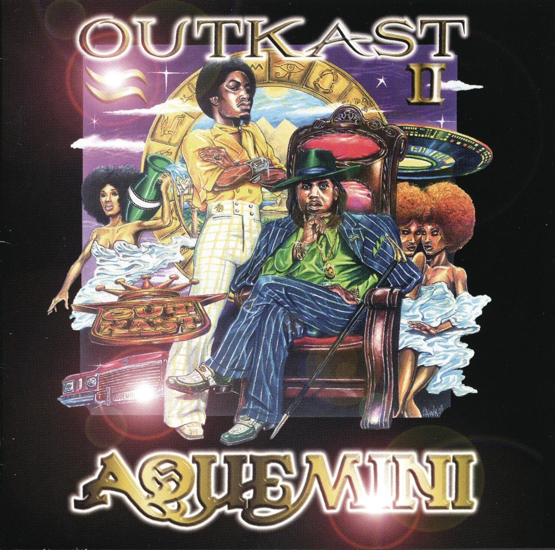 OutKast, Aquemini