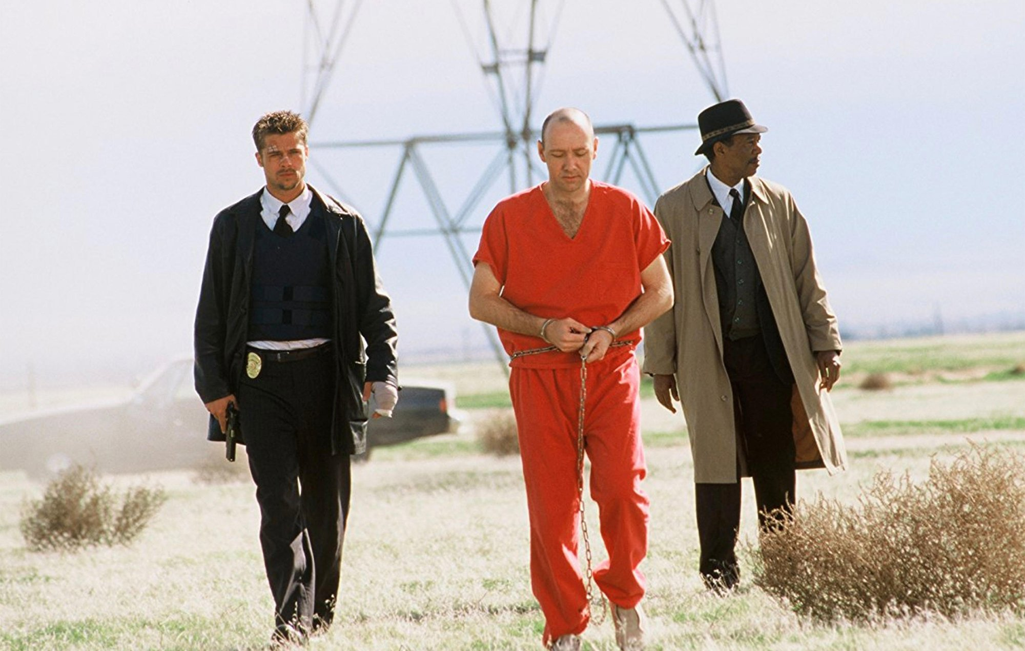 Love Costs: Rescuing Se7en from Nihilism