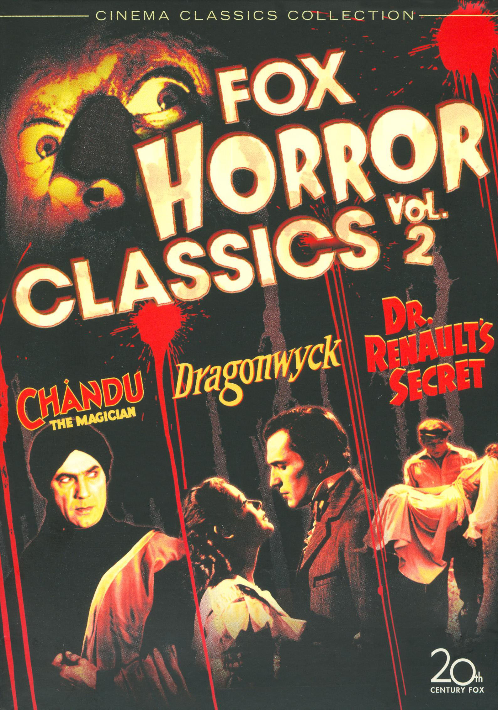 Fox Horror Classics: Volume 2