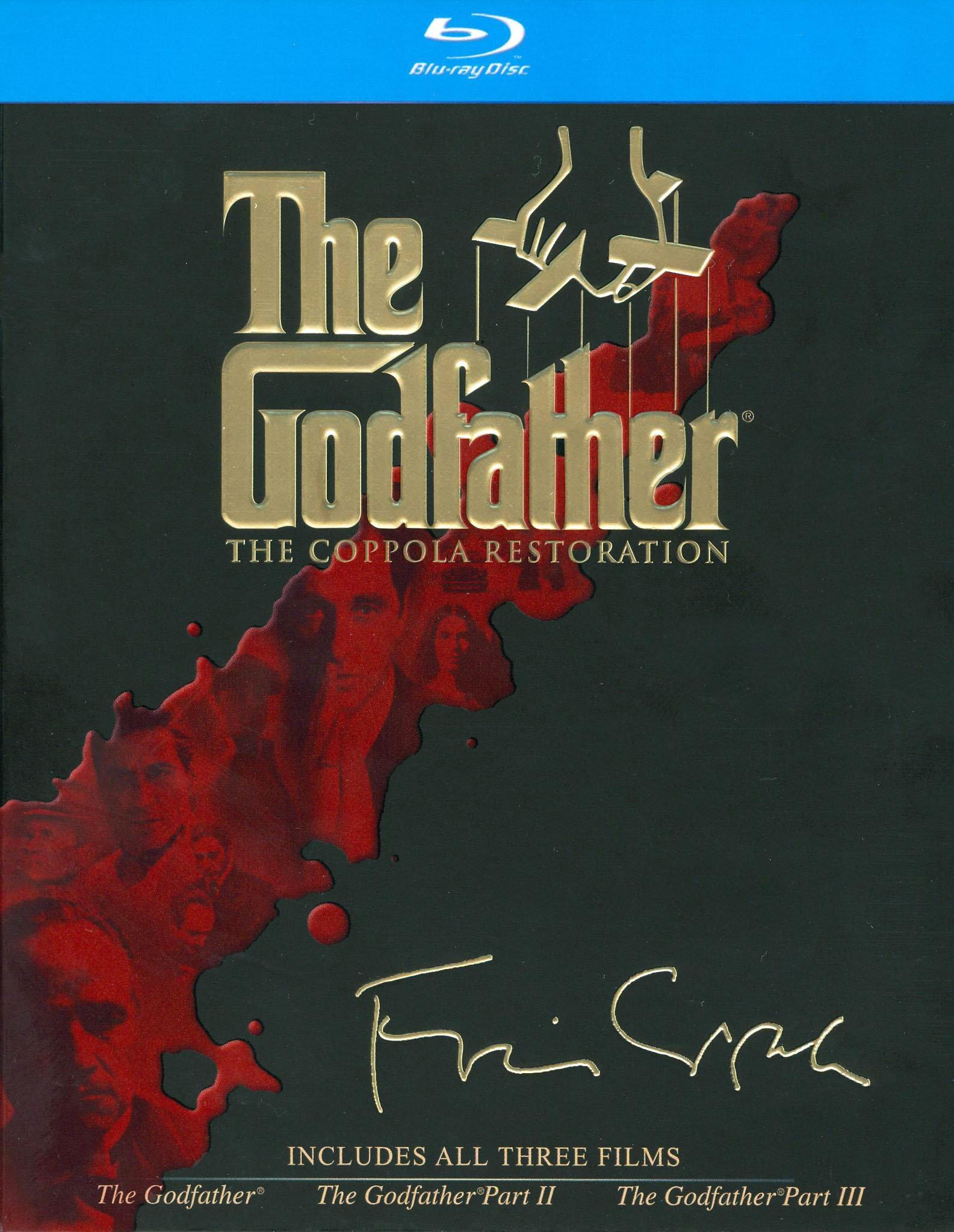 The Godfather III GREAT Door Poster