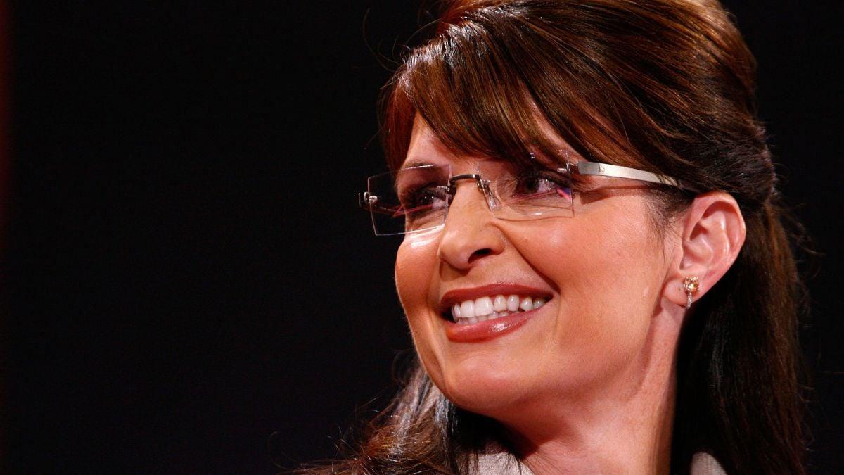Sarah Palin Makes Me Yell Things at My TV
