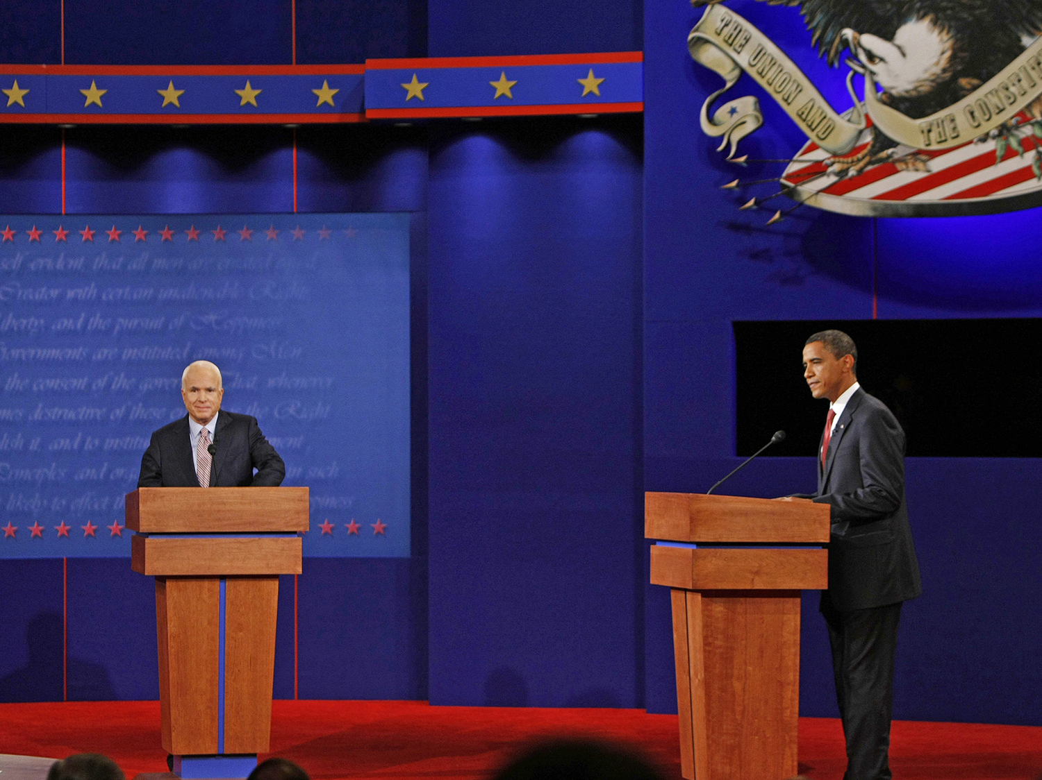 The First Presidential Debate: The Components of Attitude