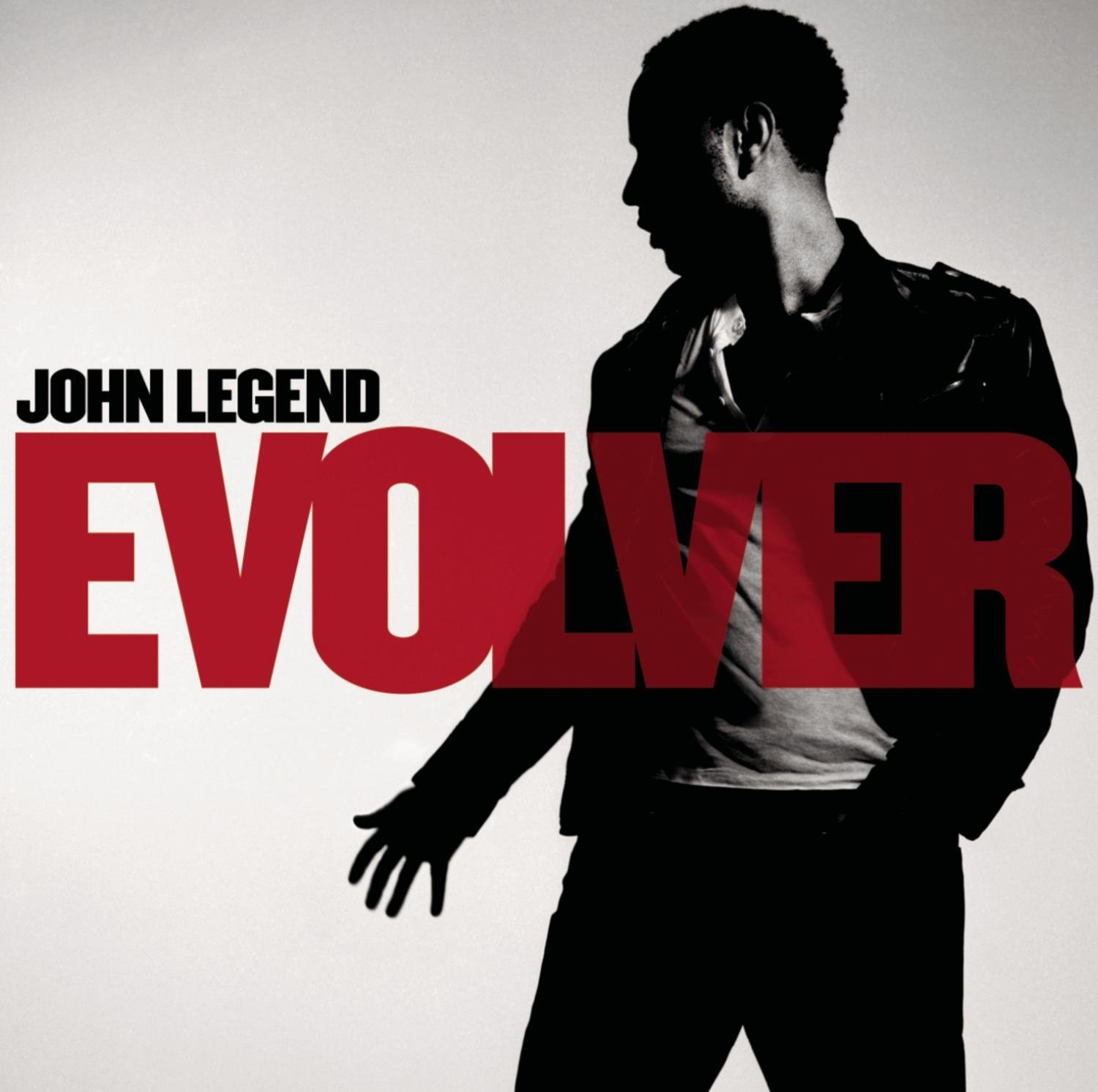 John Legend, Evolver