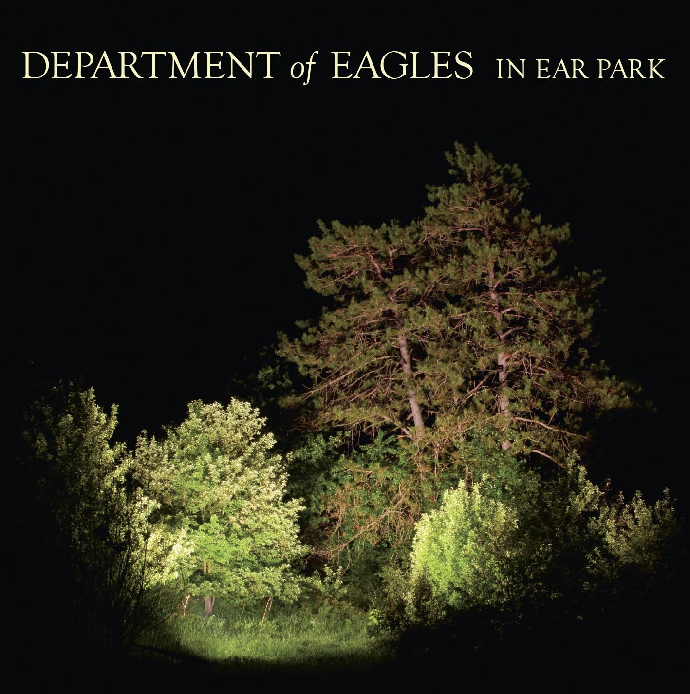 Department of Eagles, In Ear Park