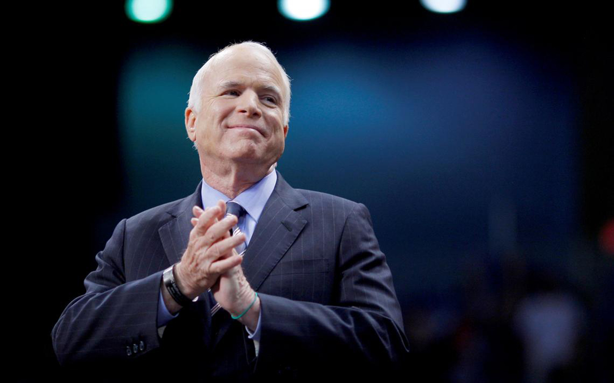McCain's Losing Strategy
