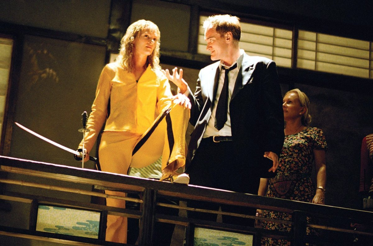 Blooming Lotus: Redemption and Spiritual Transformation in Kill Bill