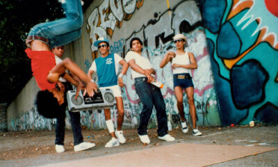 """""""...truly the Voice of the Gutter!"""": Charlie Ahearn's Wild Style"""