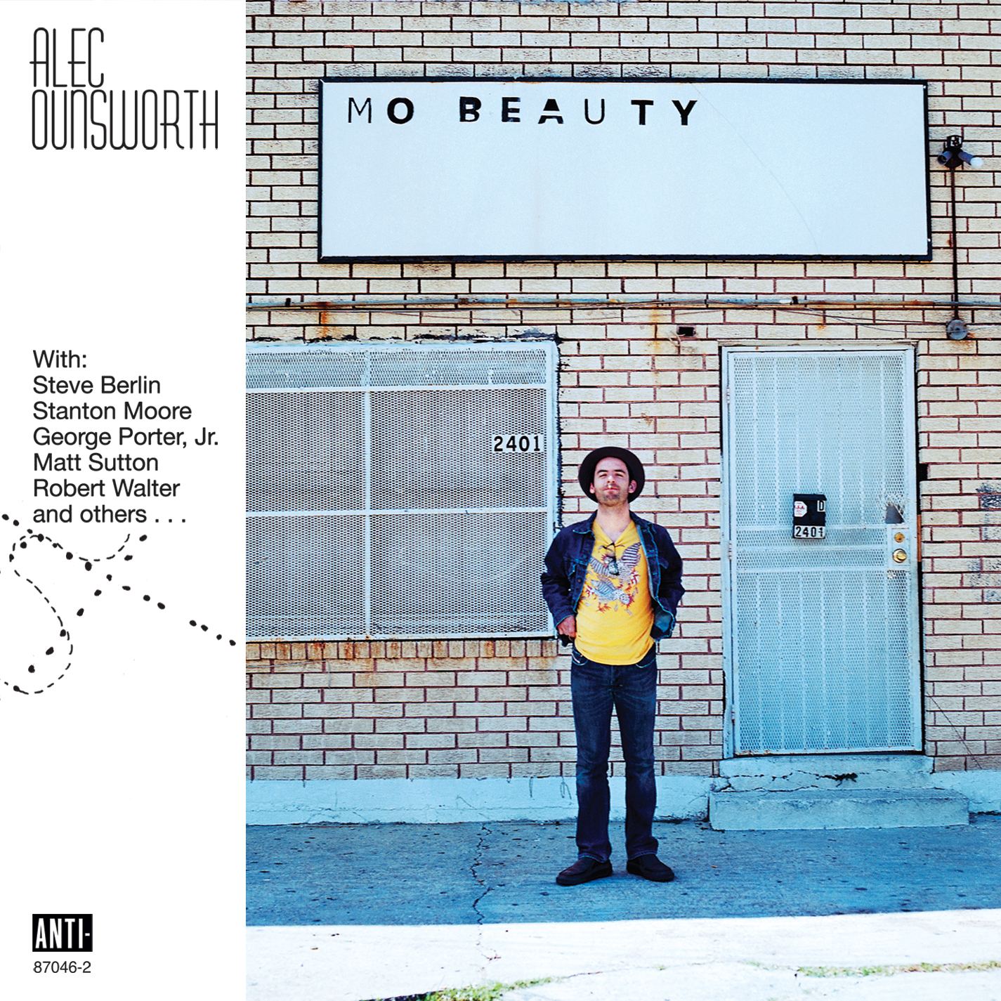 Alec Ounsworth, Mo Beauty