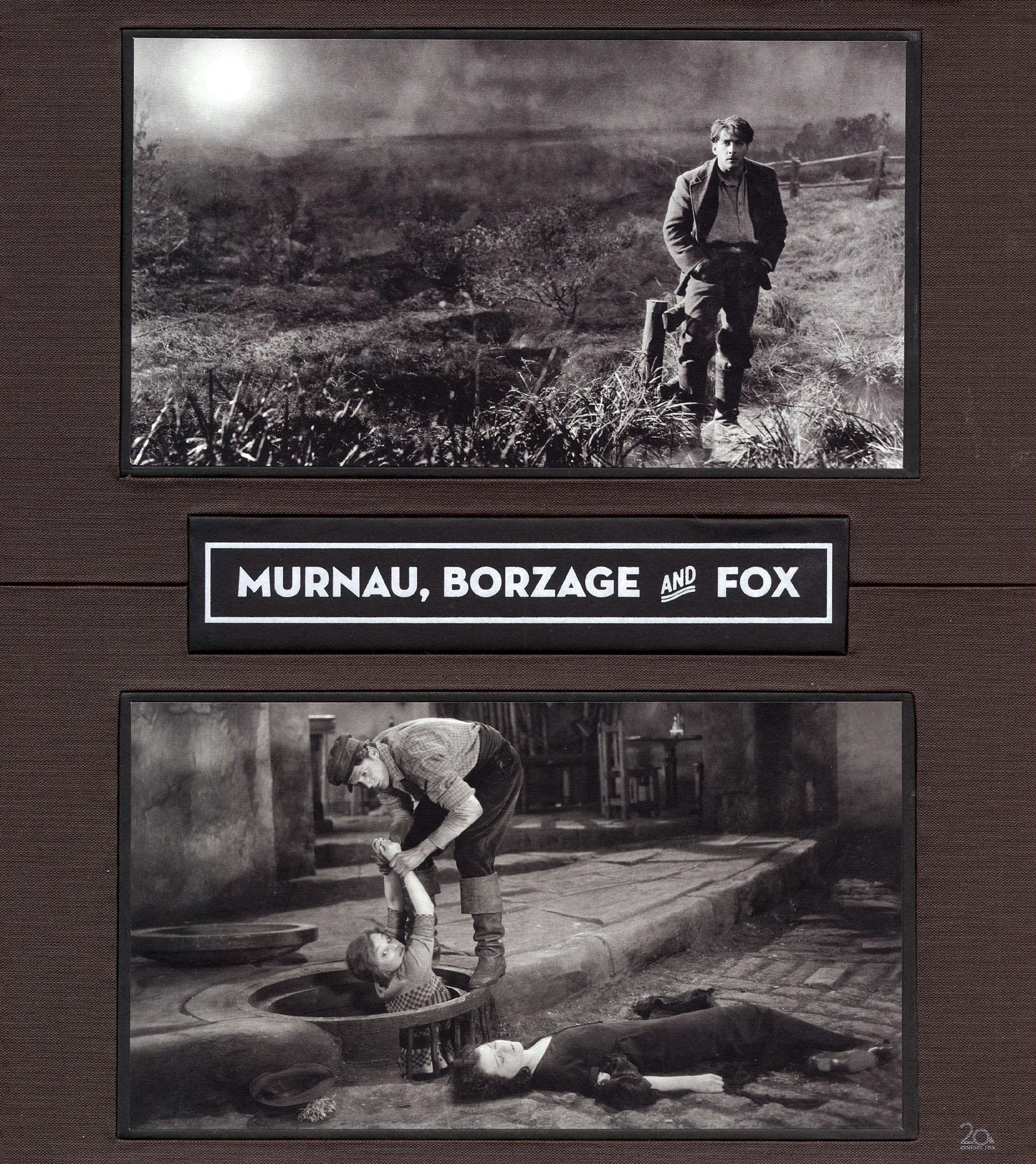 Murnau, Borzage and Fox