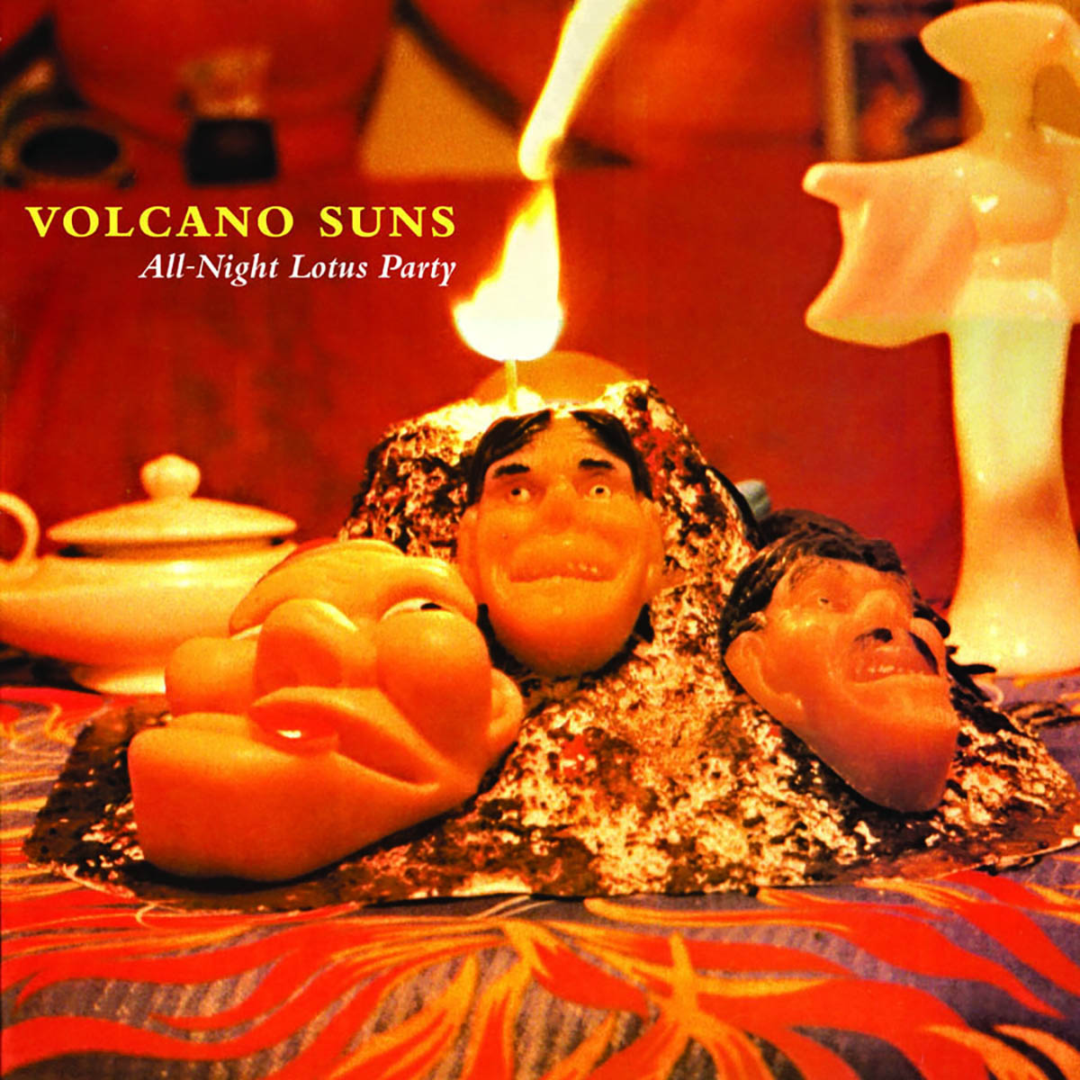 Volcano Suns, All-Night Lotus Party
