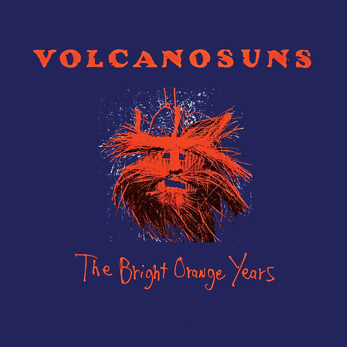 Volcano Suns, The Bright Orange Years