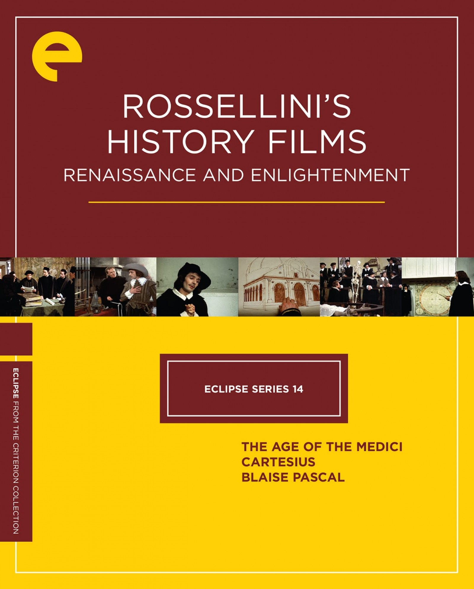 Eclipse Series 14: Roberto Rossellini's History Films