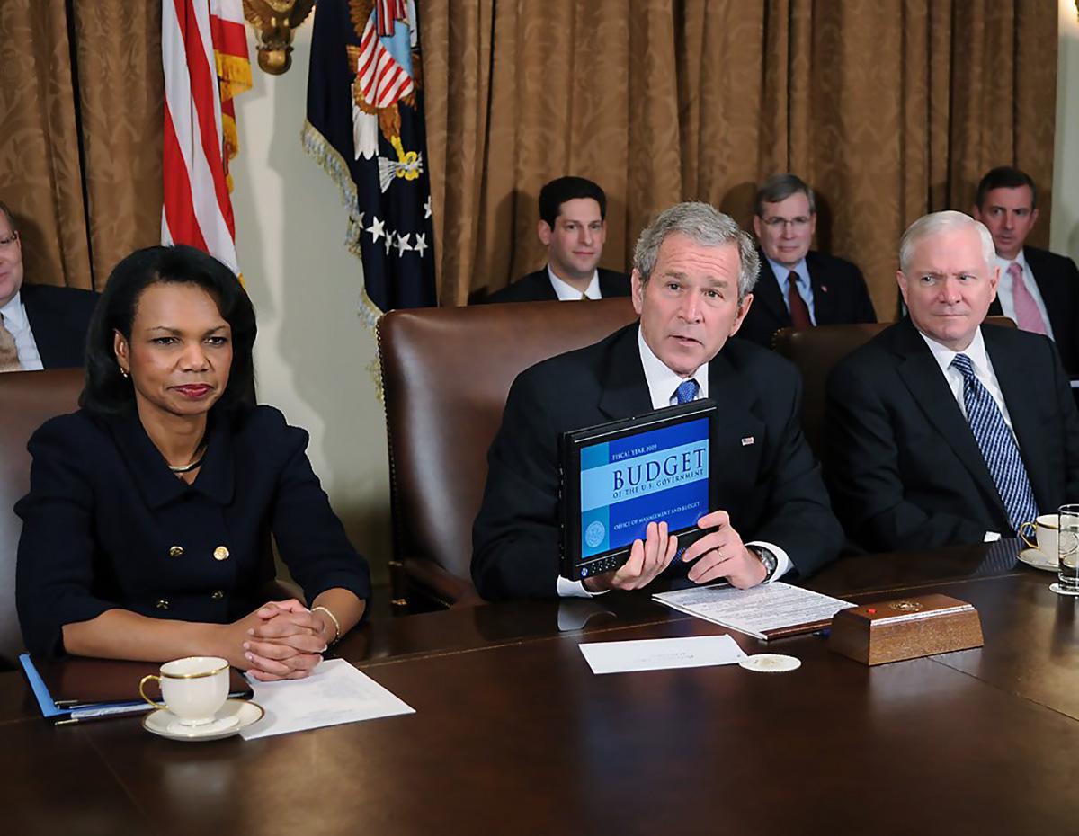Bush vs. Textbooks