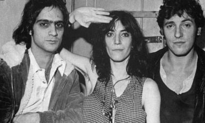 Patti, Natalie, and the Boss