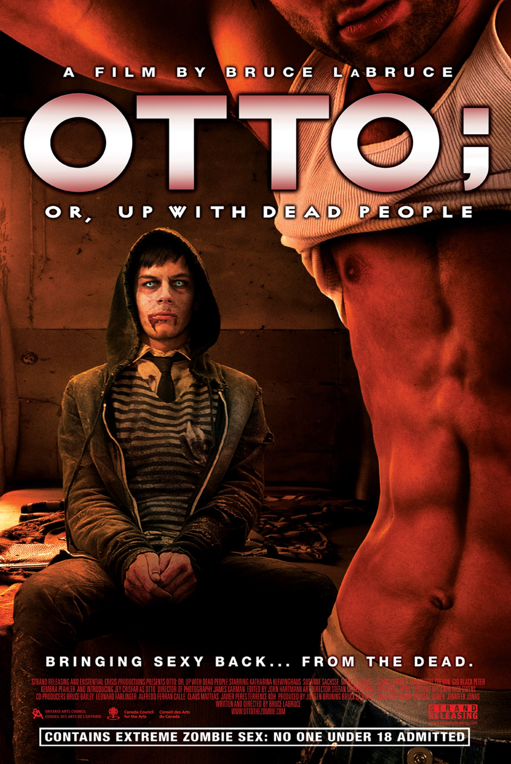Otto: or, Up with Dead People