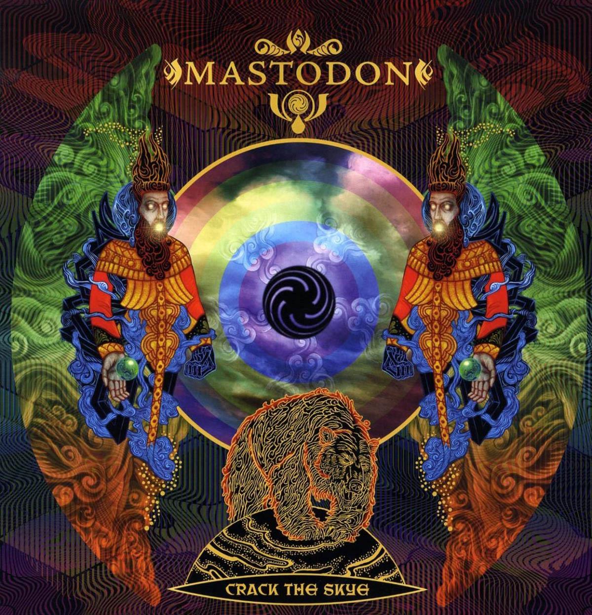 Mastodon, Crack the Skye