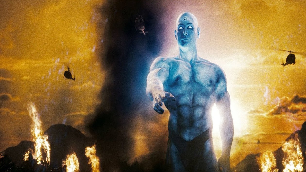 """...It Ejaculates FIRE!"": Watchmen"