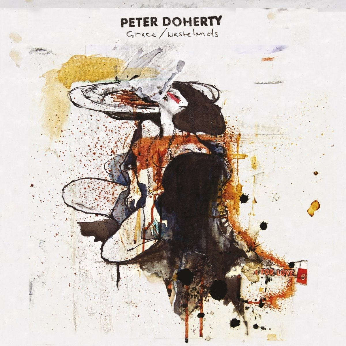 Peter Doherty, Grace/Wastelands