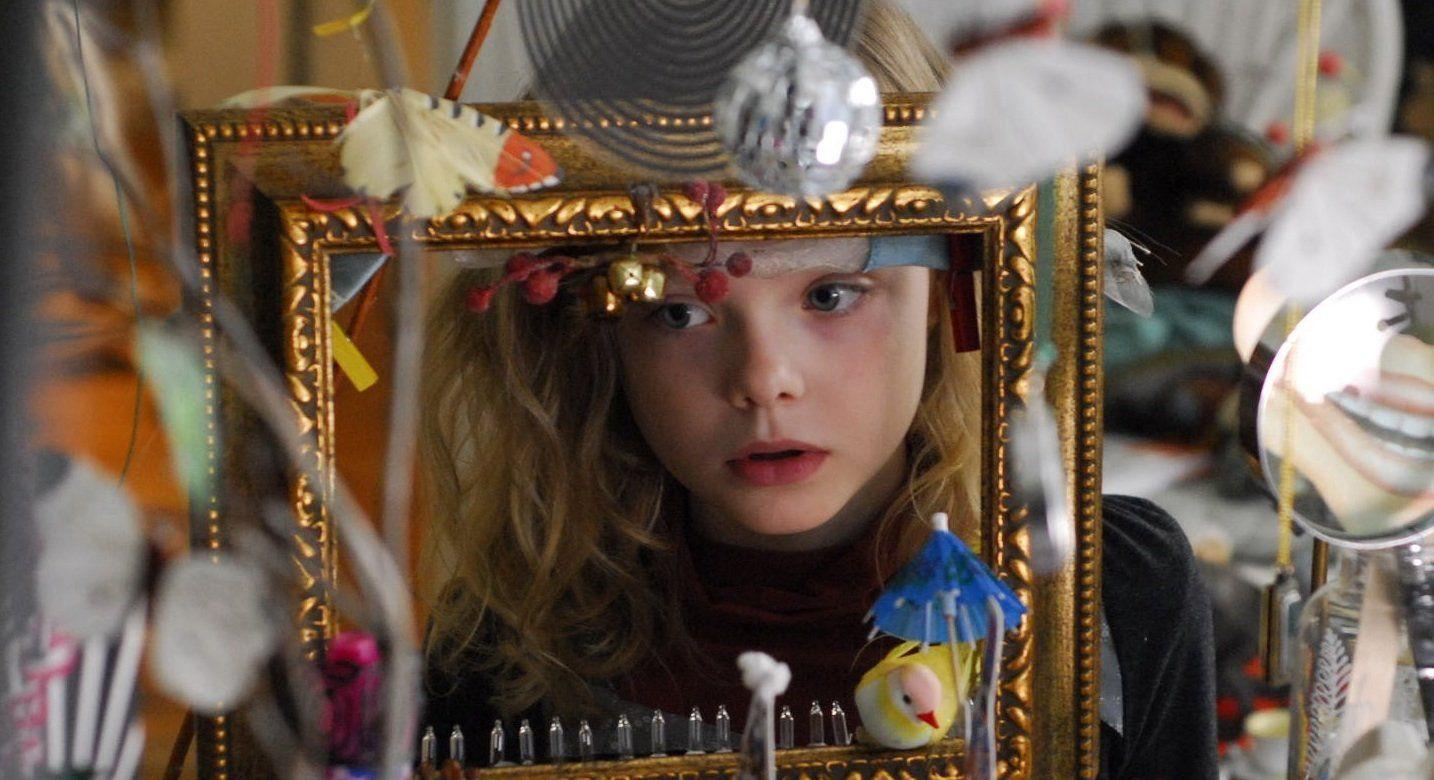 Phoebe in Wonderland