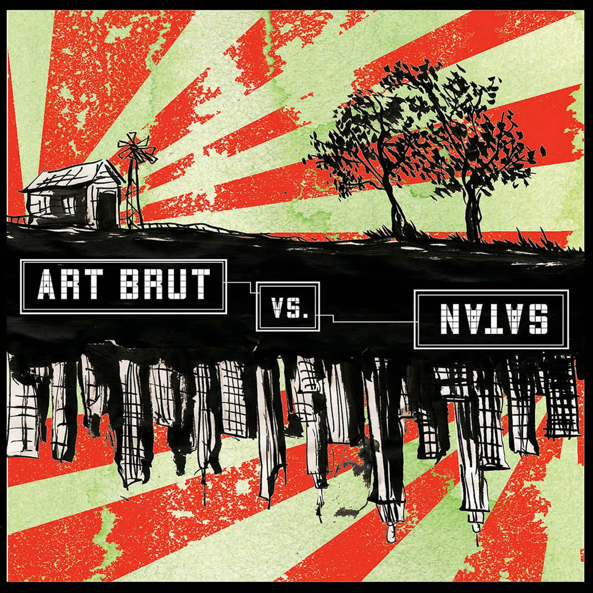 Art Brut, Art Brut vs. Satan