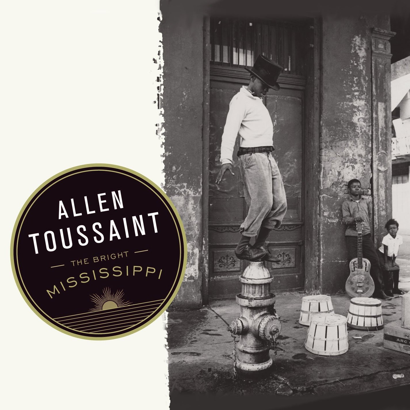 Allen Toussaint, The Bright Mississippi