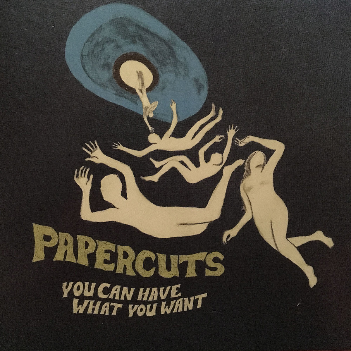 Papercuts, You Can Have What You Want