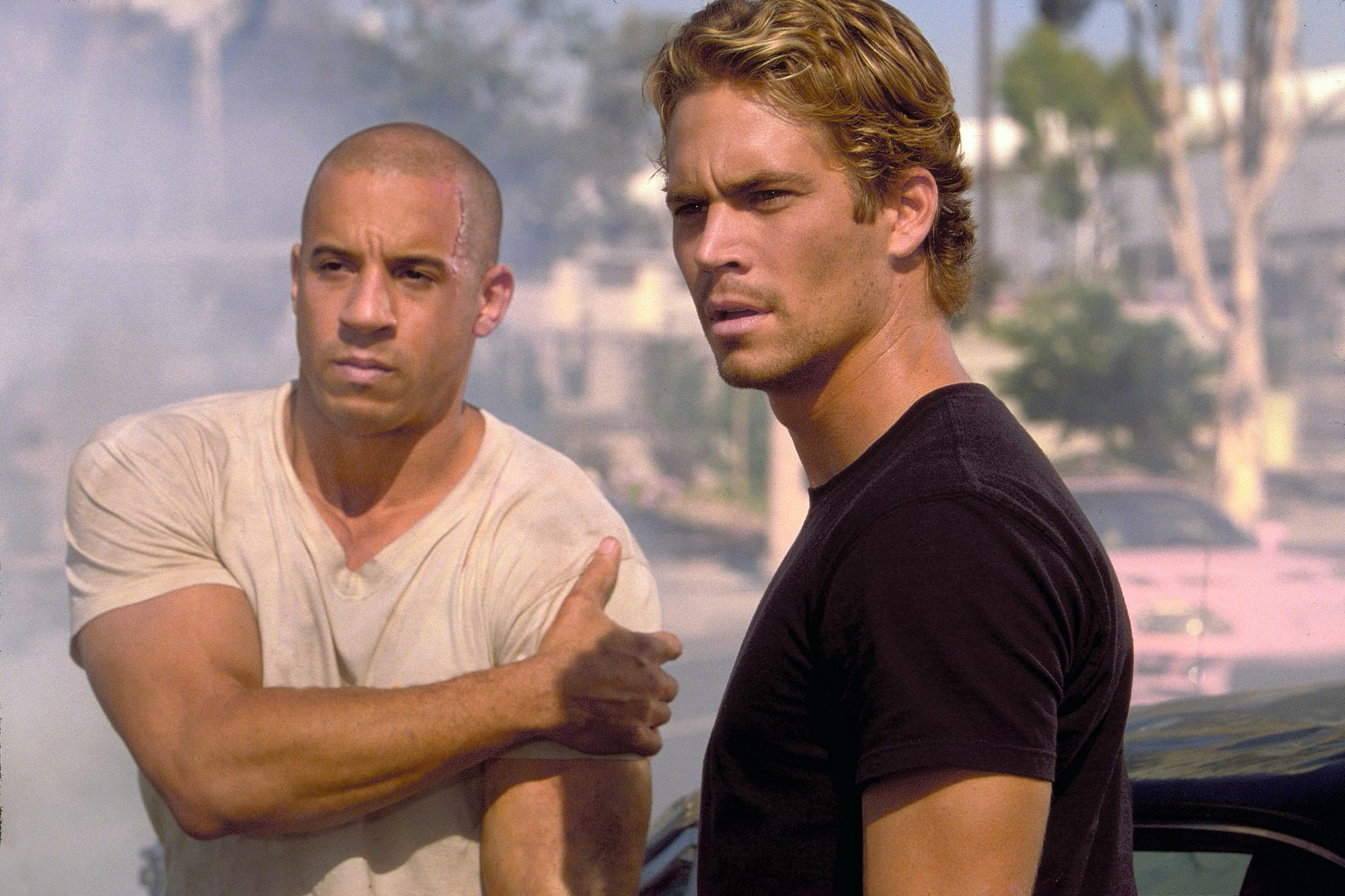 Flashback: The Fast and the Furious