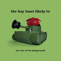 The Boy Least Likely To, The Law of the Playground